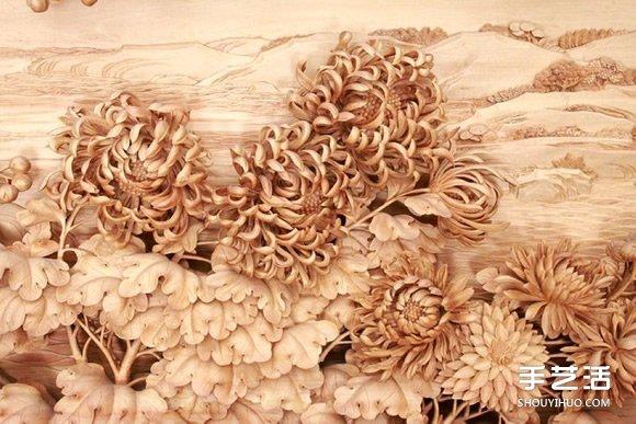中国传统东阳木雕工艺 流传千年的珍贵技艺 -  www.shouyihuo.com