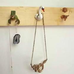 利用孩子们玩腻的动物玩具DIY制作有趣的