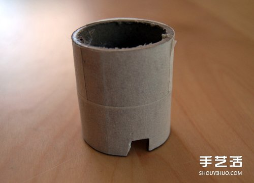 海绵纸手工制作美蜂窝灯罩台灯的方法教程 -  www.shouyihuo.com
