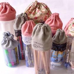 塑料瓶手工DIY收纳袋 饮料瓶收纳袋手工制