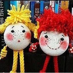 可爱布偶娃娃手工制作 DIY布娃娃制作方法