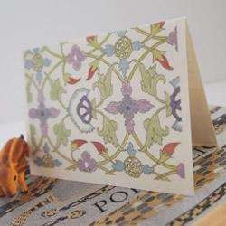 自制漂亮信封和卡片的方法 让手绘起死回