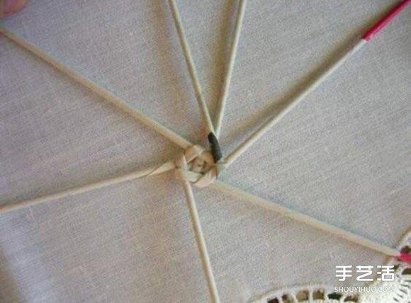 廢舊報紙編球的方法 編織球用報紙DIY製作