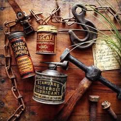 所谓工具之魂:时光为物品带来的味道与风貌