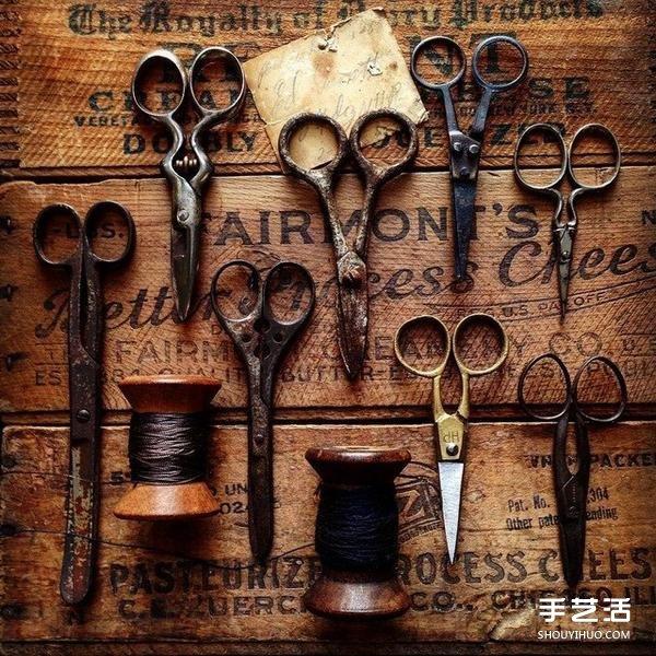 所谓工具之魂:时光为物品带来的味道与风貌 -  www.shouyihuo.com