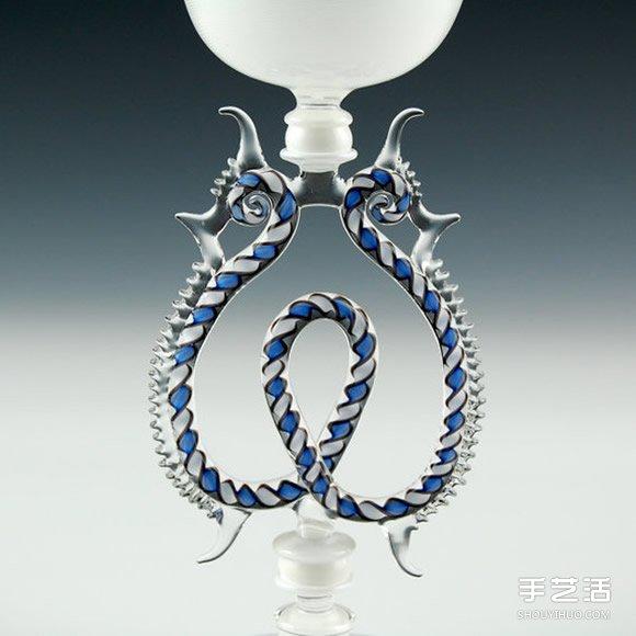神等級玻璃藝術品 烈焰中雕琢出的完美產物