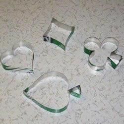 自制饼干模具的方法 易拉罐废物利用DIY烘焙模具