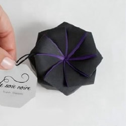 精美包装盒折纸教程 包装纸盒制作方法图