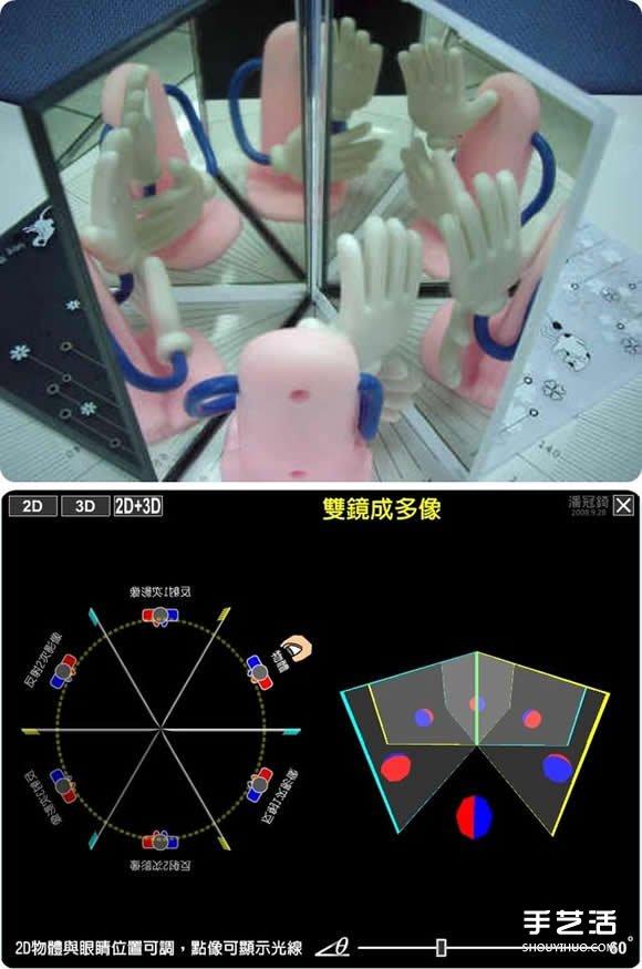 万花筒制作方法过程 手工万花筒制作图解 -  www.shouyihuo.com