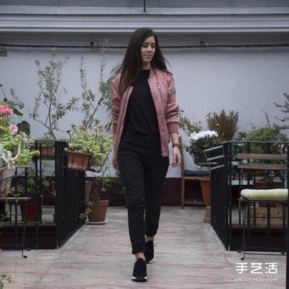 女生運動鞋休閑搭配 反璞歸真的最新時尚潮流