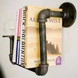DIY个性书架制作方法 简易书架DIY图片大全