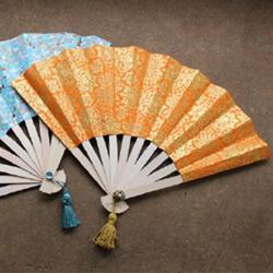 中国传统扇子的手工制作方法过程图解教