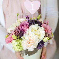 迷你铁桶制作花瓶 DIY美丽装饰插花的教程