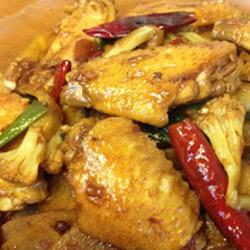 简单香辣干锅鸡翅的做法 香辣干锅鸡翅怎么做