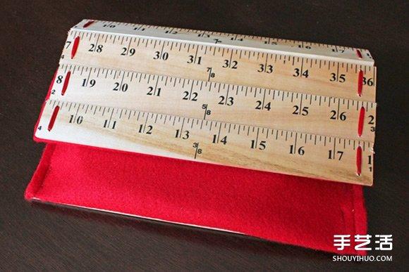 自製搞怪鉛筆手拿包的方法 世界上絕無僅有!