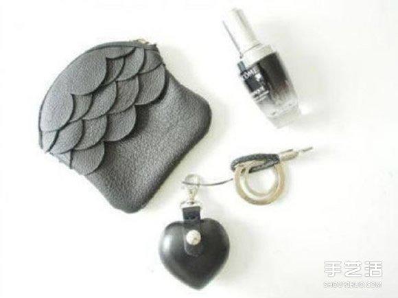 自製化妝包的方法步驟 簡單化妝包手工製作