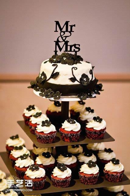 新婚快乐!创意结婚蛋糕让你的婚礼有亮点 2 手艺活网