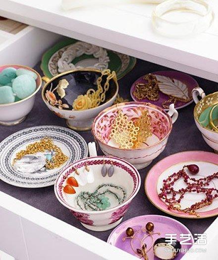 简单又实用的首饰饰品收纳方法创意DIY -  www.shouyihuo.com