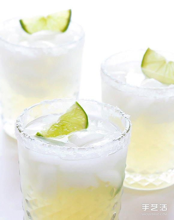 夏日消暑饮品 3款简易调酒让你在家也能降温