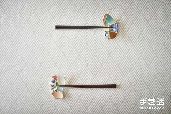 破碎陶瓷片的回收利用 日本金继修补过去回忆 -  www.shouyihuo.com