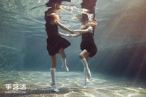 趣味兒童水底攝影 收穫意想不到的攝影效果