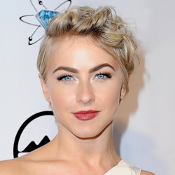 短发女生编盘发设计 10种造型让你天天有变化