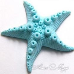 超轻粘土海星手工制作 粘土DIY制作海星小