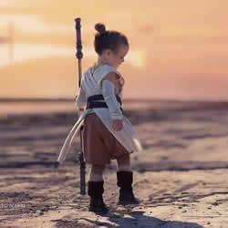 最强儿童写真照片 小孩瞬间变成经典名人