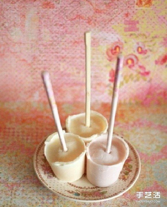 最简单酸奶棒冰的做法 酸奶冰棍的制作方法