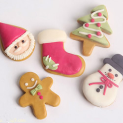 简单又可爱的圣诞节超轻粘土手工制作教程大全