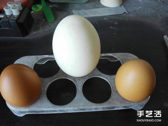 手工蛋雕怎麼做 基礎蛋雕製作方法圖解教程