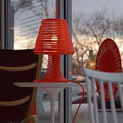 创意无限电缆台灯DIY 简单自制台灯的方法