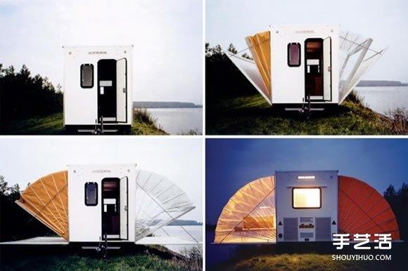 露營拖車Markies 打消你對露營的既定印象!