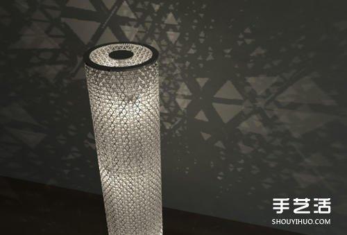 利樂包環保燈罩DIY 利樂包廢物利用製作燈罩