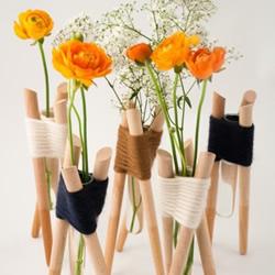 个性试管花瓶DIY教程 玻璃试管制作花瓶创意