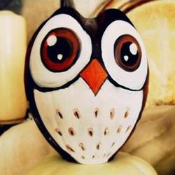 可乐瓶做猫头鹰的方法 儿童猫头鹰手工制