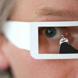 发泄眼镜手工制作教程 调节情绪的卡纸眼
