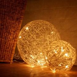 气球灯制作方法教程 自制气球灯DIY步骤图解