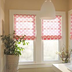 如何改造百叶窗的方法 百叶窗改造罗马帘DIY