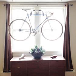 自制自行车架的方法 自行车把手制作车架教程