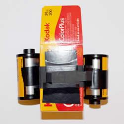 自制胶卷相机的方法 手工DIY胶卷盒针孔相