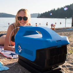 充电、蓝芽喇叭多功能便携空调 冷气随身带着走