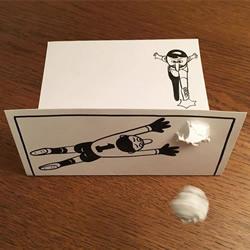 一支笔、一张纸,丹麦艺术家撕纸DIY出幽