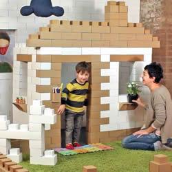 环保积木edo 由双手打造属于孩子自己的乐园