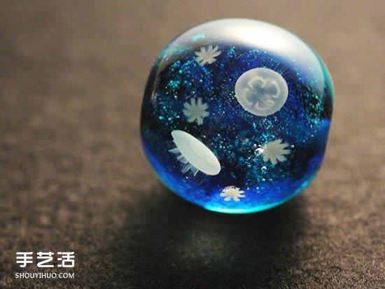 日本手工匠人的蜻蜓玉作品 獨立的玻璃世界