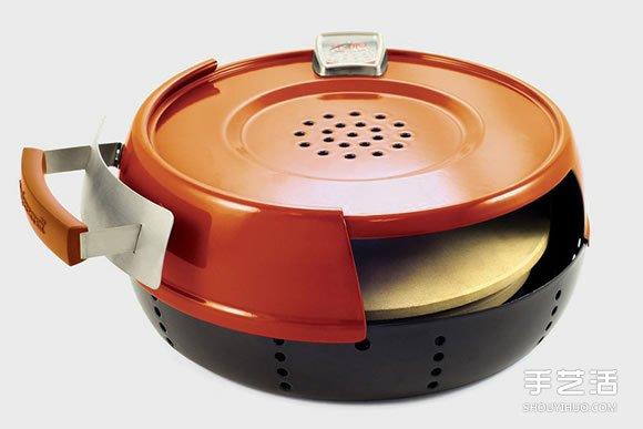 爐台式烤爐設計 讓你在家做出專業美味披薩