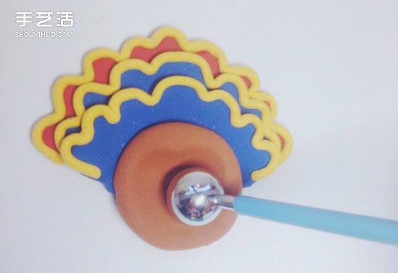超輕粘土齊天大聖掛飾DIY製作 超可愛戲曲風