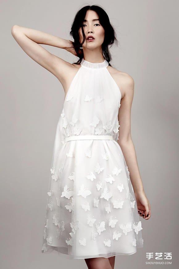 厭倦了傳統婚紗?這五款婚紗讓你獨特又有型