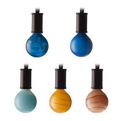坐拥美丽太阳系 散发行星光泽的灯泡串设计