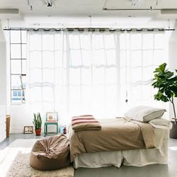 极简留白 打造迷人无墙空间的家居设计